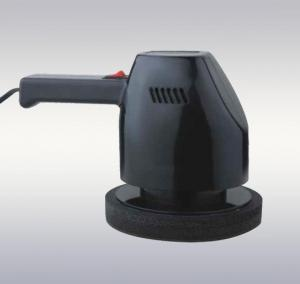 China Variable Speed Orbital Waxer Polisher DC 12V With Non - Slip Handle on sale
