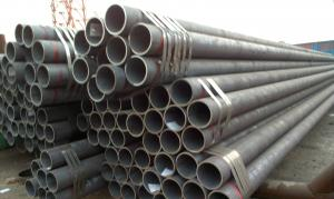 China Brand New ERW J55 Casing Pipes 10-3/4'' 31.20lb/ft with black painting on sale