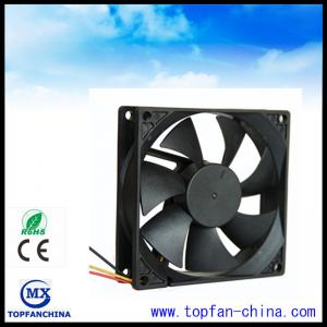 China High Efficiency Waterproof Computer Case Cooling Fans High Temperature on sale