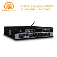 RH-AUDIO Compact Audio Amplifier with 2.4G Receiver for Meeting Room