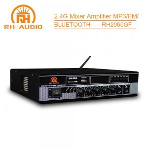 China RH-AUDIO Compact Audio Amplifier with 2.4G Receiver for Meeting Room on sale
