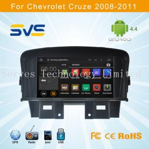 China Android 4.4 car dvd player for CHEVROLET Cruze 2008-2011 withCar radio dvd gps navigation on sale