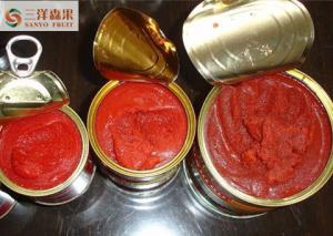 China Delicious Canned Tomato Paste on sale