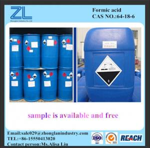 China Formic acid 85% producer on sale
