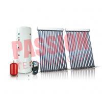 Anti Freezing Direct Split Solar Water Heater Commercial Aluminium Alloy Frame