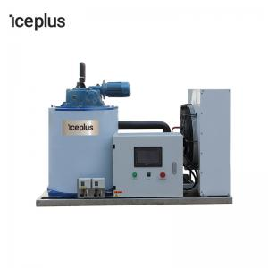 China Sea Water Flake Ice Machine High Efficiency Ice Flake Maker Machine on sale
