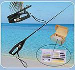 China Folding fishing rod on sale