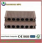150X25mm WPC Hollow decking with high strength