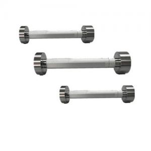 China Non-standard CNC Turning Components with Clear Anodize and Sand Blasting on sale