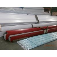 Hot - Dip Galvanized Workshop Steel Structure Of  Galvanized C & Z  Roof Purlins