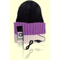 Stylish Black, Red Promotional Hat / Cap with Earphone MS-900, MS-901