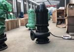 Rain Drainage Fecal Submersible Sewage Water Pump 22kw 30hp 3 Phase IP68