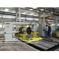 Hot-sale New model Automatic Wheelset Press, Wheel Press Machine for Railway Rolling stock maintenance