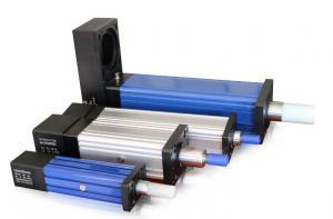 China 60--200mm Stroke Servo Electric Cylinder For Warp Knitting Machine High Speed on sale