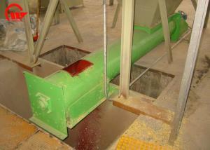 China 380V Hanger Bearing Screw Conveyor Machine 500mm Dia With Motor TGSU16 Series on sale