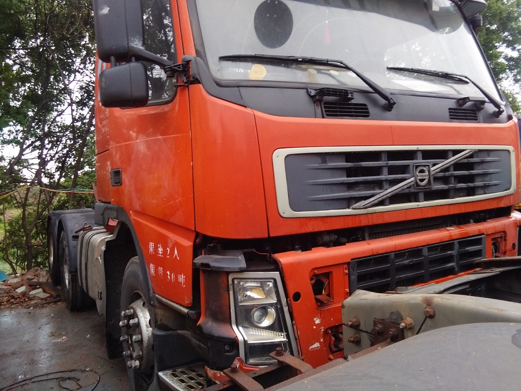 used VOLVO truck head for sale sweden volvo tractor FM12