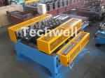 Simple Type Cold Roll Forming Equipment For Lateral Movement By Adjusted Side Handwheel