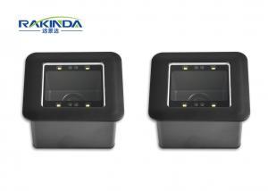 China QR PDF417 Fixed Mount Barcode Scanner USB For Shop / Kiosk / Supermarket on sale
