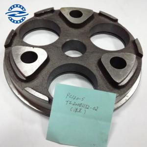 China DN10 - DN3600 PC120-5 TZ200B Excavator Gearbox / Steel Forged Flanges on sale