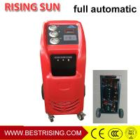 Full automatic Auto air conditioning gas filling machine for garage