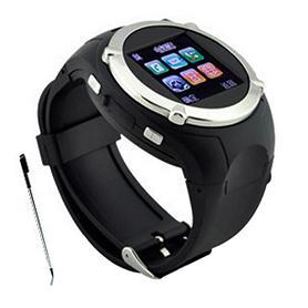 China 1,3 milhão câmeras altas do furo de pino da definição dos pixéis, 1,5 polegadas - altamente sensíveis do tela táctil, Smart Watch de Bluetooth on sale
