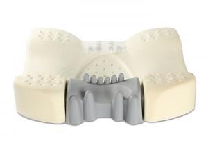 China Cervical Spondylosis Memory Foam Massage Pillow For Cervical Health Care on sale