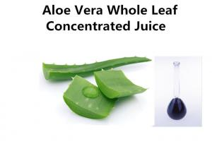 China 10:1 Aloe Vera Extract Powder Whole Leaf Concentrated Juice For Medicine / Food on sale