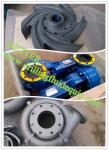 China BETTER BT-SB Heavy duty centrifugal sand pump and Pump Parts Hard Iron Casting wholesale