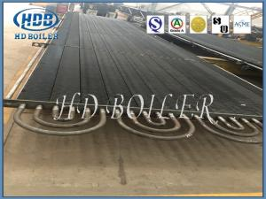 China Energy Efficient Boiler Fin Tube Heaters Extruded For Economizer , ASME Standard on sale