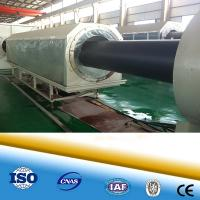 China en 253 standard polyurethane thermal insulation pipe steel pipes on sale
