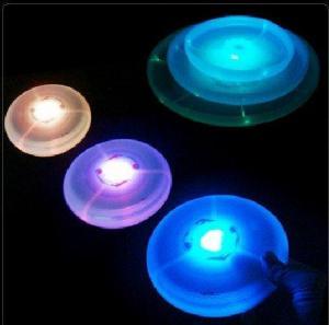 China LED Light Up Flying UFO Frisbee Disc on sale
