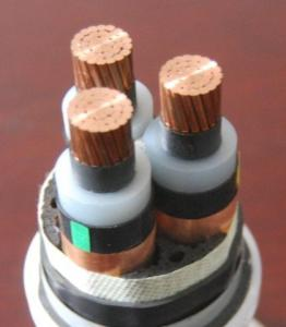 China XLPE Insulated PVC Sheathed Cable , Low Smoke And Fume Cable Custom on sale