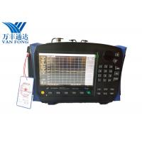 China LAN Interface Handheld Spectrum Analyzer , AV3680A 4GHz S331L Anritsu Site Master on sale