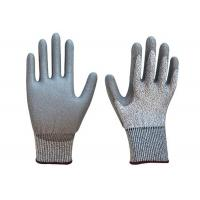 Anti Tearing Protective Work Gloves Soak Glue Material Any Size Available
