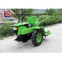Garden Farm Machine Water - cooled 8 HP - 18HP Hand Walking Agricultural Tractor