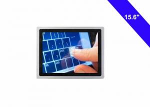 China 15.6 inch Open frame LCD touch screen Display monitor VGA or DVI inputs on sale