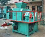 Máquina do carvão amassado do carvão vegetal/carvão para a forma do descanso