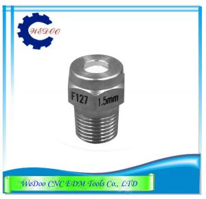 China A97L-0201-0490#80 Fanuc ID1.5mm Jet Nozzle For Edm Seat A97L-0201-0490#136 2.0mm on sale