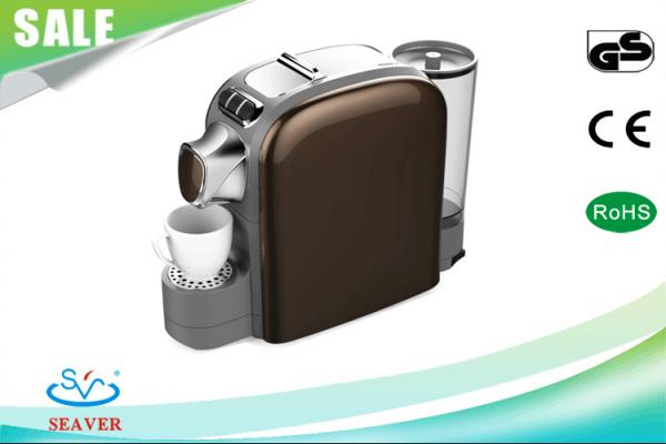Attractive Cappuccino Latte Ese Coffee Pod Machines Programmable