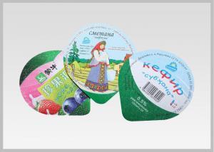 China Couvercles de relief de papier d'aluminium, joint de papier d'aluminium pour la couleur des bouteilles 1-10 on sale