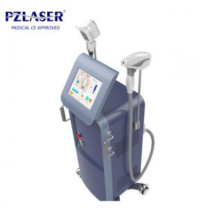 China Professional Underarm Diode Laser Hair Removal Machine With Patented Cold Handle on sale