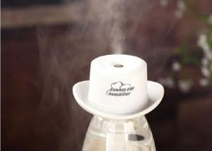 China Mini useful usb gadgets Bottle Mist Air Humidifier CE Rohs certification on sale