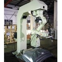 Automotive Body Parts Robotic Cutting System Industrial 6 Axis With Plama Source