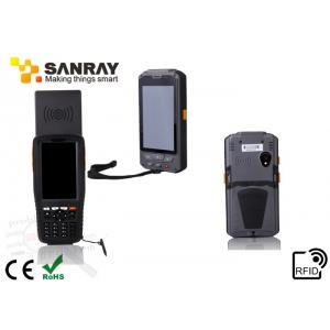 China WIFI Handheld Long Range Rfid Reader writer android 4.0 operation system on sale