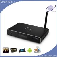China Newest Amlogic S812 Quad Core Support H. 265 and 4k Android 4.4 TV Box on sale