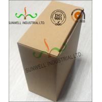 Folding Custom Printed Corrugated Boxes , Corrugated Cardboard Shipping Boxes