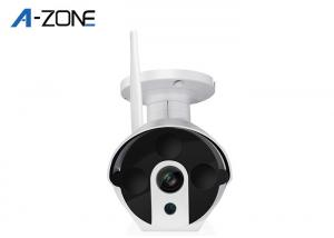"China 960P Ip Wifi Surveillance Camera , Hidden Bullet Camera Housing1/4"" Progressive Scan Sensor on sale"