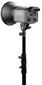 China Quartz Light QL-500 product (500WS studio continuous lighting photography) on sale