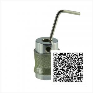 China Best selling grinder bits in the abrasive tools for Angle Bit Chromeplated 1 MGB1A on sale
