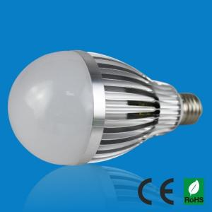 China 12W E27 / B22 Base LED Bulb Durable Acrylic Cover For Living / Washing Room on sale